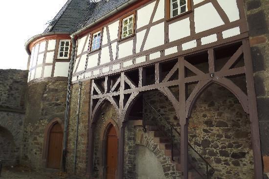 Friedberg, Jerman: Castle