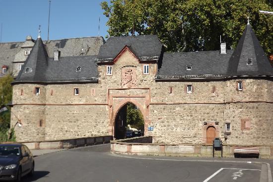 Friedberg, Alemania: Castle