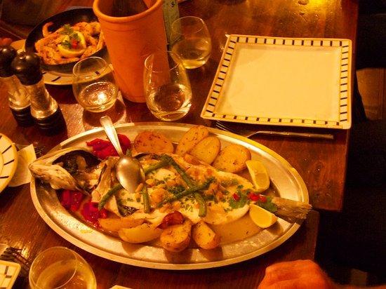 Pil-Pil Enea : Delicious fish