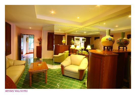 โรงแรมรองเดซ์วูส์: suite