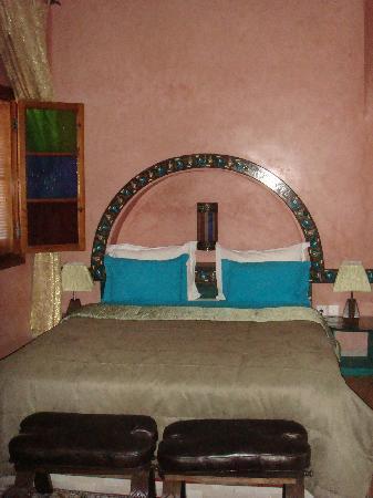 Riad Dar Alia : une chambre