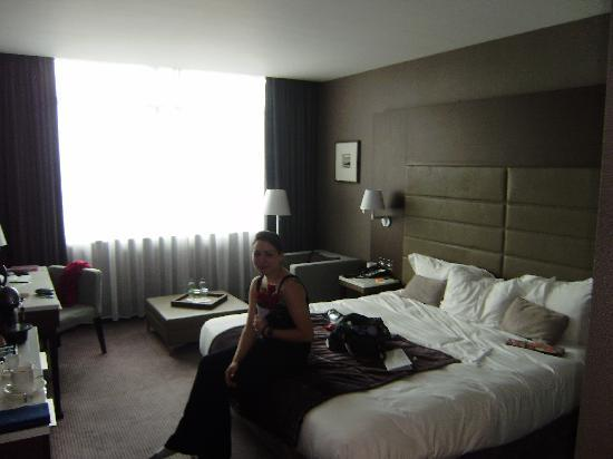 Radisson Blu Royal Hotel, Dublin: Business class room