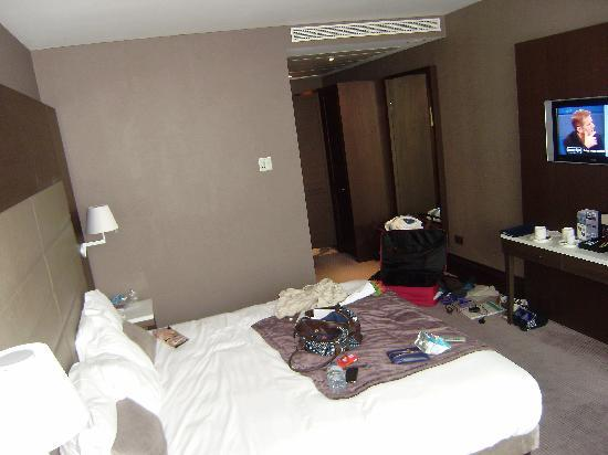 Radisson Blu Royal Hotel, Dublin: room