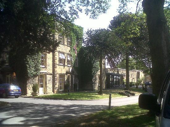 Best Western Plus Mosborough Hall Hotel: Front view