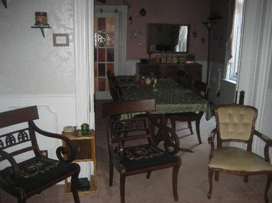 Ambiance Bed and Breakfast: Lounge