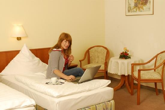 Hotel Pesterwitzer Siegel: Hotelzimmer