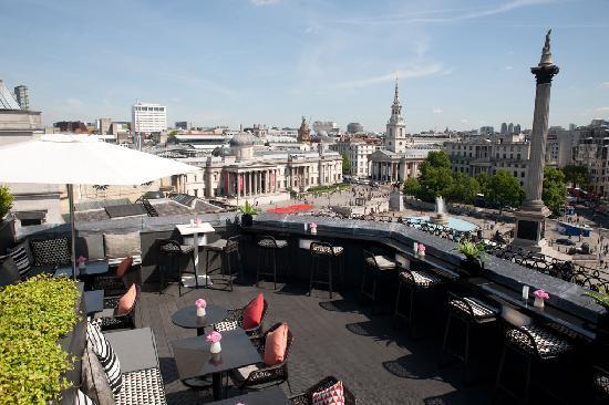The Trafalgar Hotel: The gallery - Vista at the Trafalgar