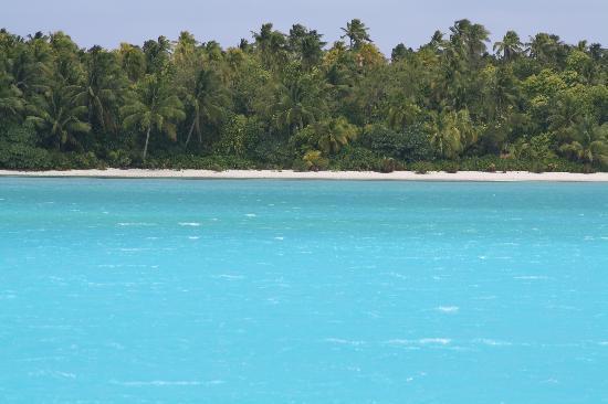 Aitutaki lagoon, NO color/pic enhancement!!