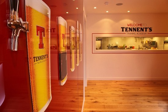 ‪Tennent's Training Academy‬