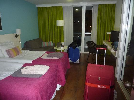 Sunprime Coral Suites : bedroom