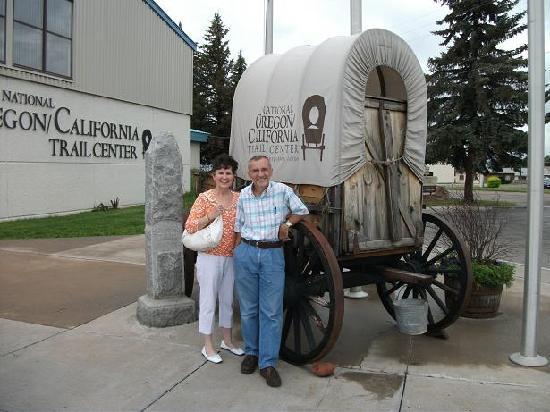มอนต์เพเลียร์, ไอดาโฮ: Oregon/California Trail Center