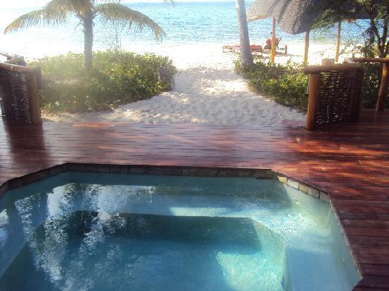 andBeyond Benguerra Island: Pool