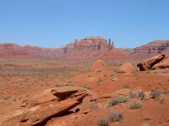 Mexican Hat, Γιούτα: Valley Of the Gods