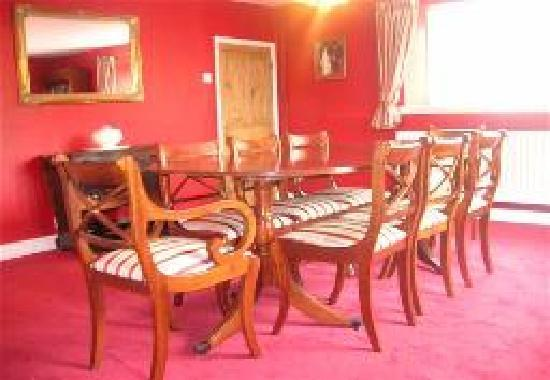 Angells House : The Dining Room