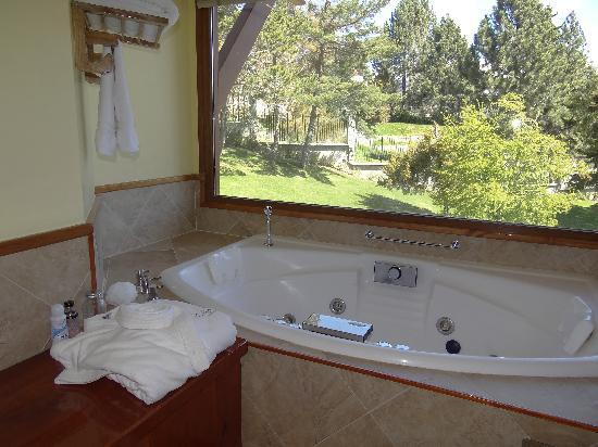 Charming Luxury Lodge & Private Spa: lovely