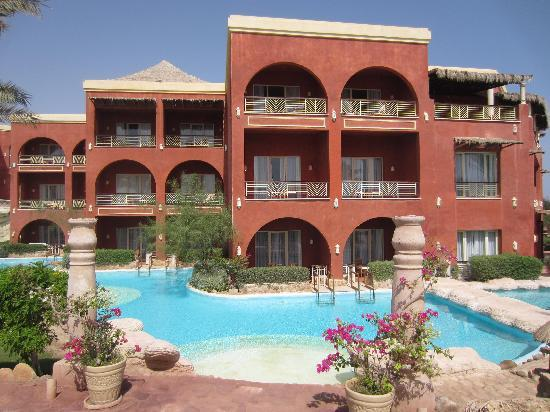 Laguna Vista Beach Resort: Private room