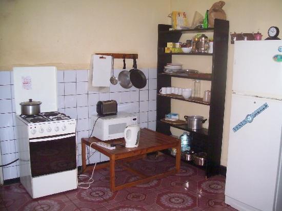 Chez Jules : The Kitchen