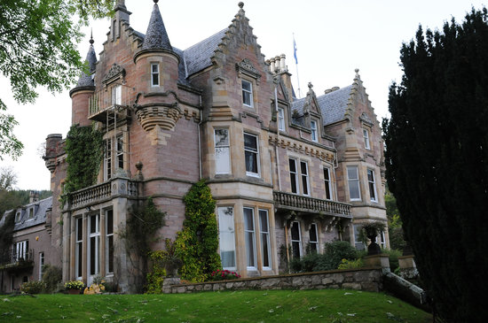 Beauly, UK: House of Aigas