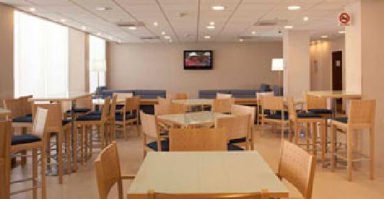 City Express Suites Toluca: Desayunador