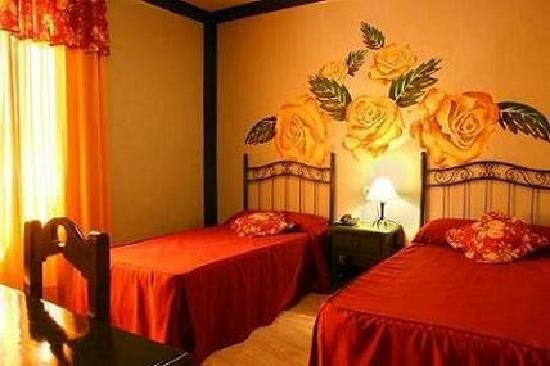 Hotel Las Rosas: Habitacion con encanto
