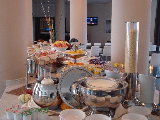 Hotel Fiera: colazione