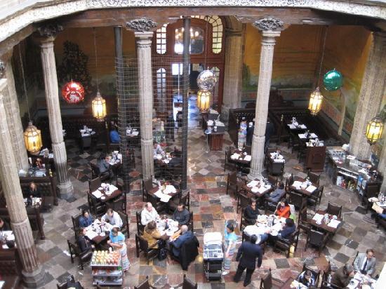 Sanborns mexico city madero 4 col centro centro for Sanborns restaurant mexico
