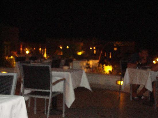 Sunrise Diamond Beach Resort: on roof
