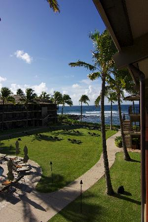 Koa Kea Hotel & Resort: View from our room