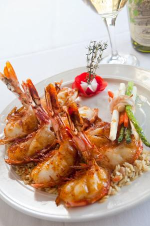 Cafe de Marco: Our Signature Dish - Jumbo Prawns