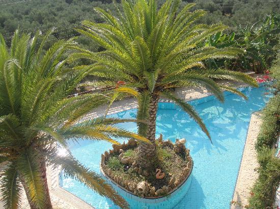 Zante Calinica Apart Hotel: pool
