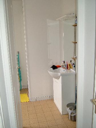 Gite et Chambres d'Hotes - Le Valmet : Salle de bain