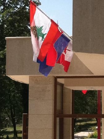 Shusha, Azerbaïdjan : Front