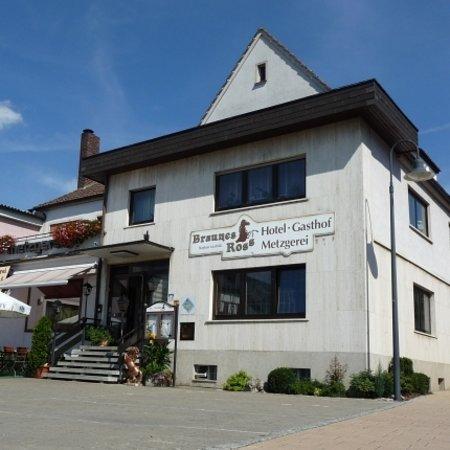 Braunes Ross - Landgasthof & Hotel: Aussenansicht Gasthof