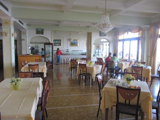 Il Nido Hotel Sorrento: The dining area