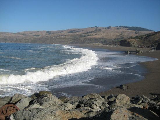 Sonoma Coast State Beach Goat Rock Park