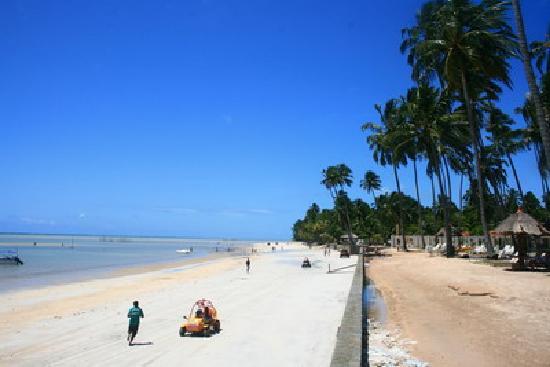 Grand Oca Maragogi Resort: Playa