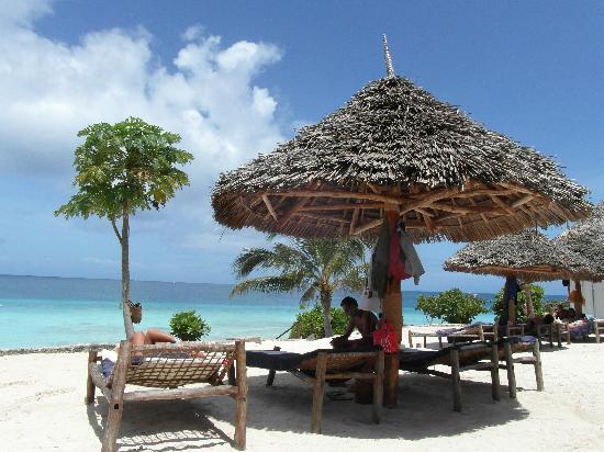 Sunset Beach Resort Zanzibar: spiaggia