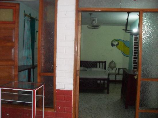 Hotel Miramar: Habitación