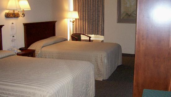 Lititz Inn & Suites: Double Queen