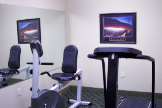 Warwick Inn & Suites: Exercise Room