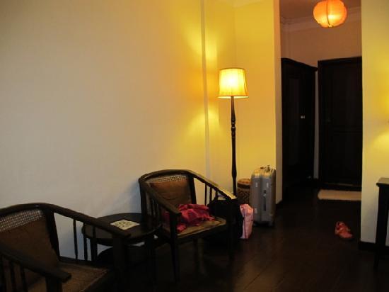 Hotel Khamvongsa: bedroom