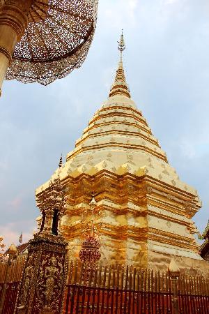 วัดพระธาตุดอยสุเทพ: Wat Phrathat Doi Suthep