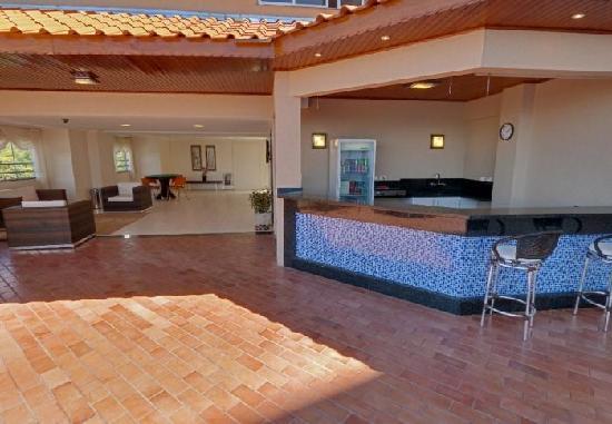 Del Rey Hotel: Pool Bar