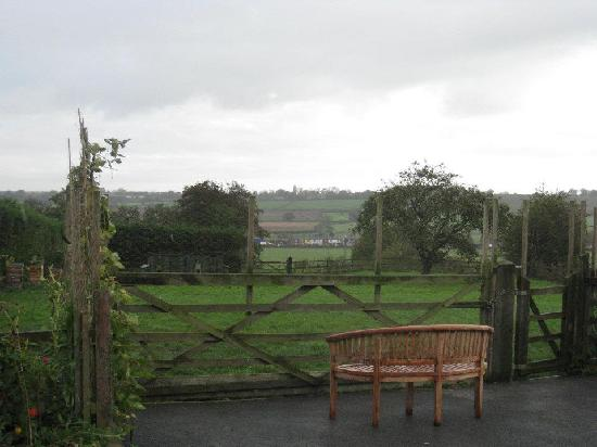 Wall Hill Farm Guest House: Fantastic view from the house