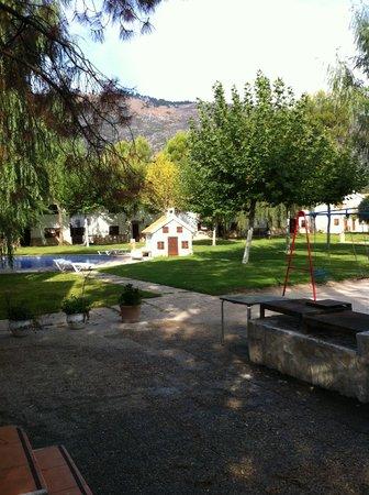 Arroyo Frío, España: vista de la piscina