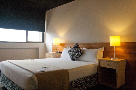Jasper Hotel: Queen Room