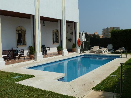Hotel La Luna Blanca: the pool