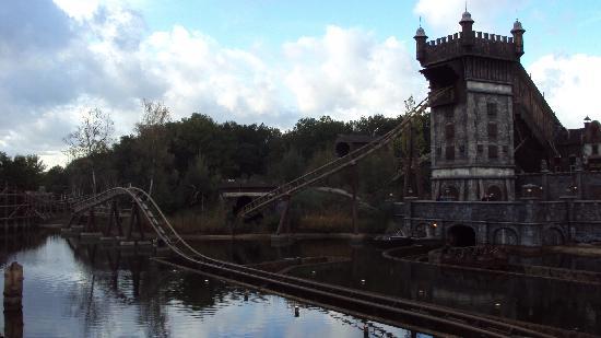 Kaatsheuvel, Pays-Bas : olandese volante chiuso