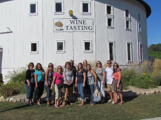 Fruitful Vine LLC: Round Barn