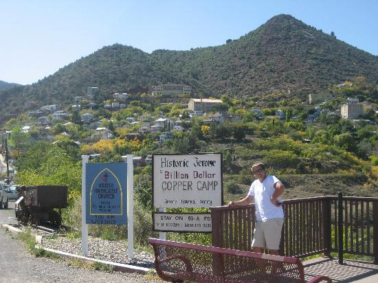 Jerome State Historic Park: Welcome to Jerome...